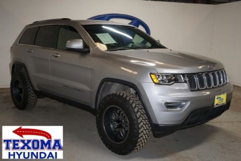 Pre-Owned 2020 Jeep Grand Cherokee Laredo 4WD 4D Sport Utility