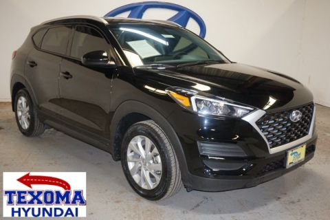 Pre-Owned 2020 Hyundai Tucson Value FWD 4D Sport Utility